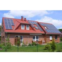 山西家用屋顶光伏发电3kw 分布式光伏发电并网系统