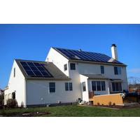 4kw家用屋顶小型太阳能 家庭太阳能发电站方案