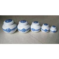 供应陶瓷罐厂家定做陶瓷蜂蜜罐