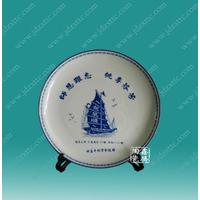 供应礼品瓷盘 厂家批发 定做瓷盘
