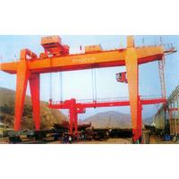 河南大方重型机械有限公司供应ME型50t双主梁门式起重机