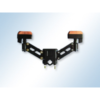 HJD单级安全滑触线集电器