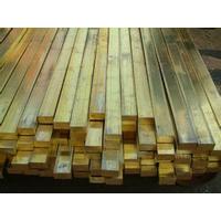 H59黄铜排价格 超厚黄铜排 耐腐蚀工业黄铜排