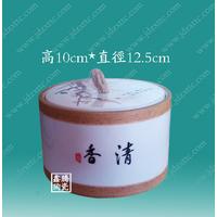 供应陶瓷茶叶罐 陶瓷蜂蜜罐 厂家直销