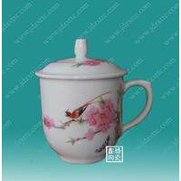 供应陶瓷会议茶杯纪念茶杯厂家