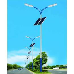 供应高质量太阳能LED路灯质量决定寿命