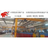 河南大方重型机械有限公司供应BMH型半门式起重机