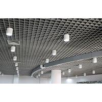 铝格栅吊顶装饰材料广州欧佰天花厂家定做