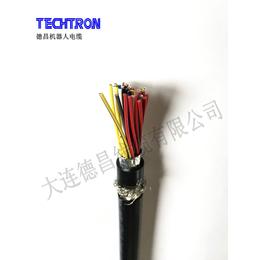德昌线缆环保美标UL20549系列低烟无卤多芯屏蔽电线高温线