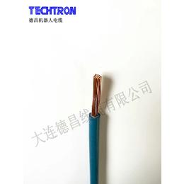 德昌线缆 环保美标UL3302低烟无卤电子线 低压高柔
