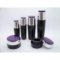 化妆品玻璃瓶喷漆加工厂