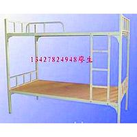 供应厂家直销双层铁架床牢固耐用优质双层铁架床