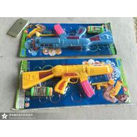 库存八音电动枪玩具称斤批发灯光音乐多功能