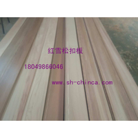 上海程佳木业木屋村牌红雪松内外墙挂板