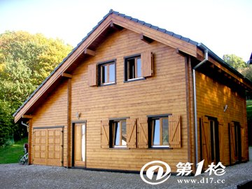 哈尔滨淘利特市政-淘利特小木屋-木制房屋-轻重型木别墅
