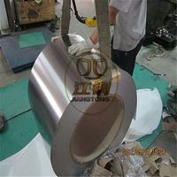 锌白铜带厂家 国标锌白铜带 进口锌白铜带 C7521白铜带