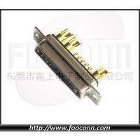 高品质 D-SUB大电流连接器 3粗10细 焊接式