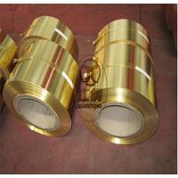 黄铜箔价格 H62黄铜带 黄铜带生产厂家 黄铜棒材 质量保证