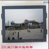 19寸工业监视器嵌入高清工业显示器