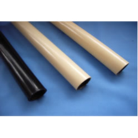 厂家放价大促销 米黄色精益管 1.0厚 管塑复合 精益管