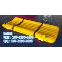 便携式软体充气担架 充气式水上救援担架  快速充气救援担架