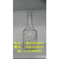 供应厂家直销玻璃瓶500花瓶