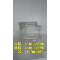 供应腐乳瓶200ml方形玻璃腐乳瓶