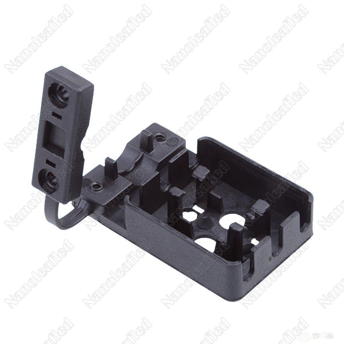 卡扣式接线盒 端子接线盒 灯具接线盒 塑料 防尘保护盒