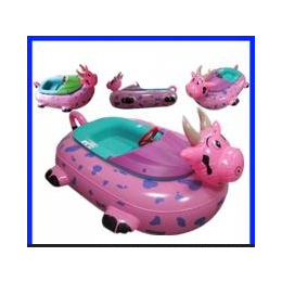 供应万森厂儿童水上电动碰碰船带动感音乐水上儿童乐园