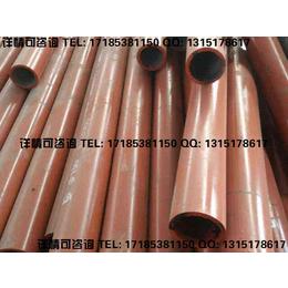火电行业浆体物料输送用陶瓷复合管