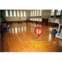 篮球馆运动木地板的新选择