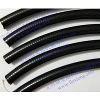 厂家热销 平包塑金属软管 金属穿线软管 绝缘套管保护管