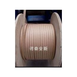 纸包扁铜线--->河南全新机电有限公司