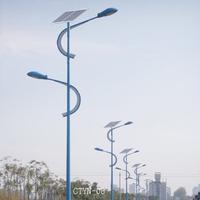 武汉太阳能路灯厂家直供