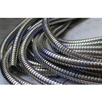 西安金属软管 穿线蛇皮管厂家直销 规格型号齐全 材质多样