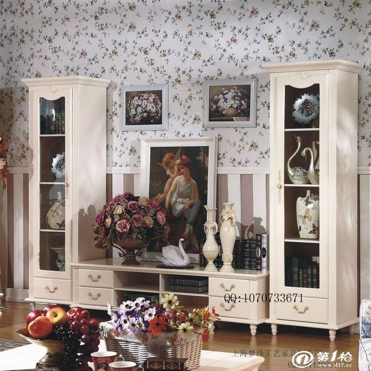 客厅家具 欧式 电视柜 装饰柜