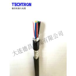 德昌线缆 高柔控制线缆聚氯乙烯护套电缆带屏蔽