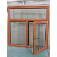 鋁包木窗 隔音隔熱鋁木窗縮略圖