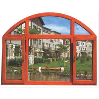 铝包木内开窗铝木复合门窗