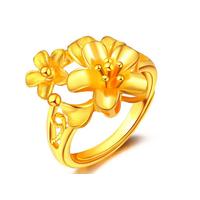 黄金戒指 新娘结婚用