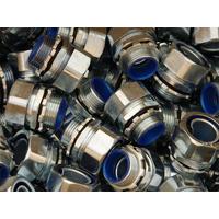 西安供应穿线管防水接头  锌合金材质   规格齐全