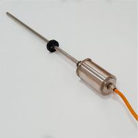 内置油缸位置检测磁致伸缩位移传感器