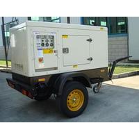 康明斯拖车移动式电站 功率520kw 型号KYC520GT