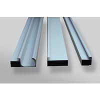 晶钢门橱柜铝材D1型 晶钢门铝材新型材料