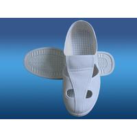 防静电鞋 四孔鞋 中巾鞋 皮革鞋缩略图