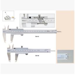 三丰游标卡尺 华南授权代理 530-101 M型标准卡尺