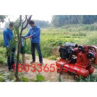 木桩机 钢管植桩机 便携式防汛打桩机 气动打桩机