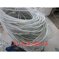 厂家直供电力安全绳 13mm超高分子量聚乙烯迪尼玛牵引绳?