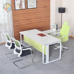 办公家具大班台时尚老板桌简约经理桌可定制