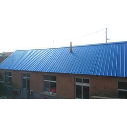 逸天彩钢瓦彩色压型瓦 彩钢钢构彩钢板生产销售